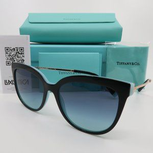 Tiffany & Co. TF 4176 8055/9S Black/Tiffany Azure
